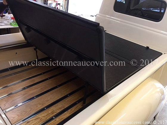 1947 53 Chevy Gmc Truck Hard Tonneau Cover Folding Truck Bed Covers For Classic Trucks Hard Bed Lid Tonneau Cover
