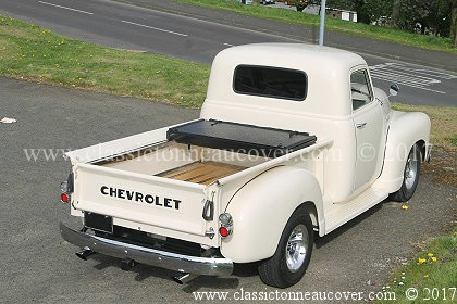 Hard Bed cover for the 1947-1953 Chevy truck.